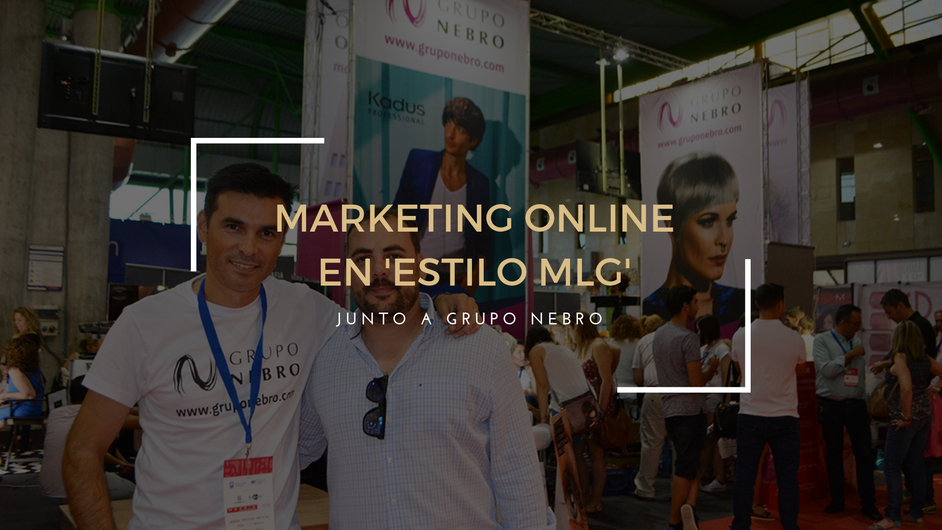 Marketing Online en el  Salón de Peluquería, Barbería, Belleza y Estética