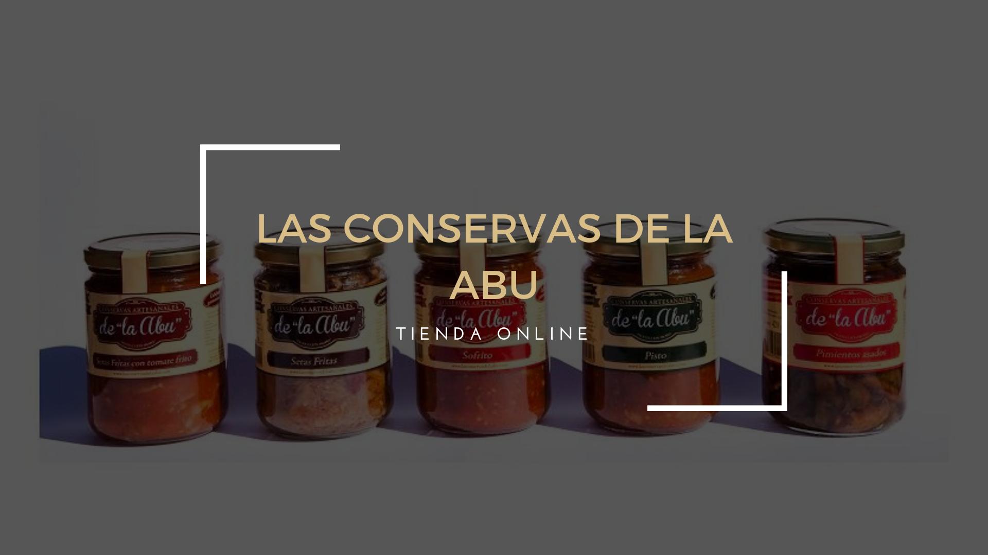Comprar conservas artesanas: